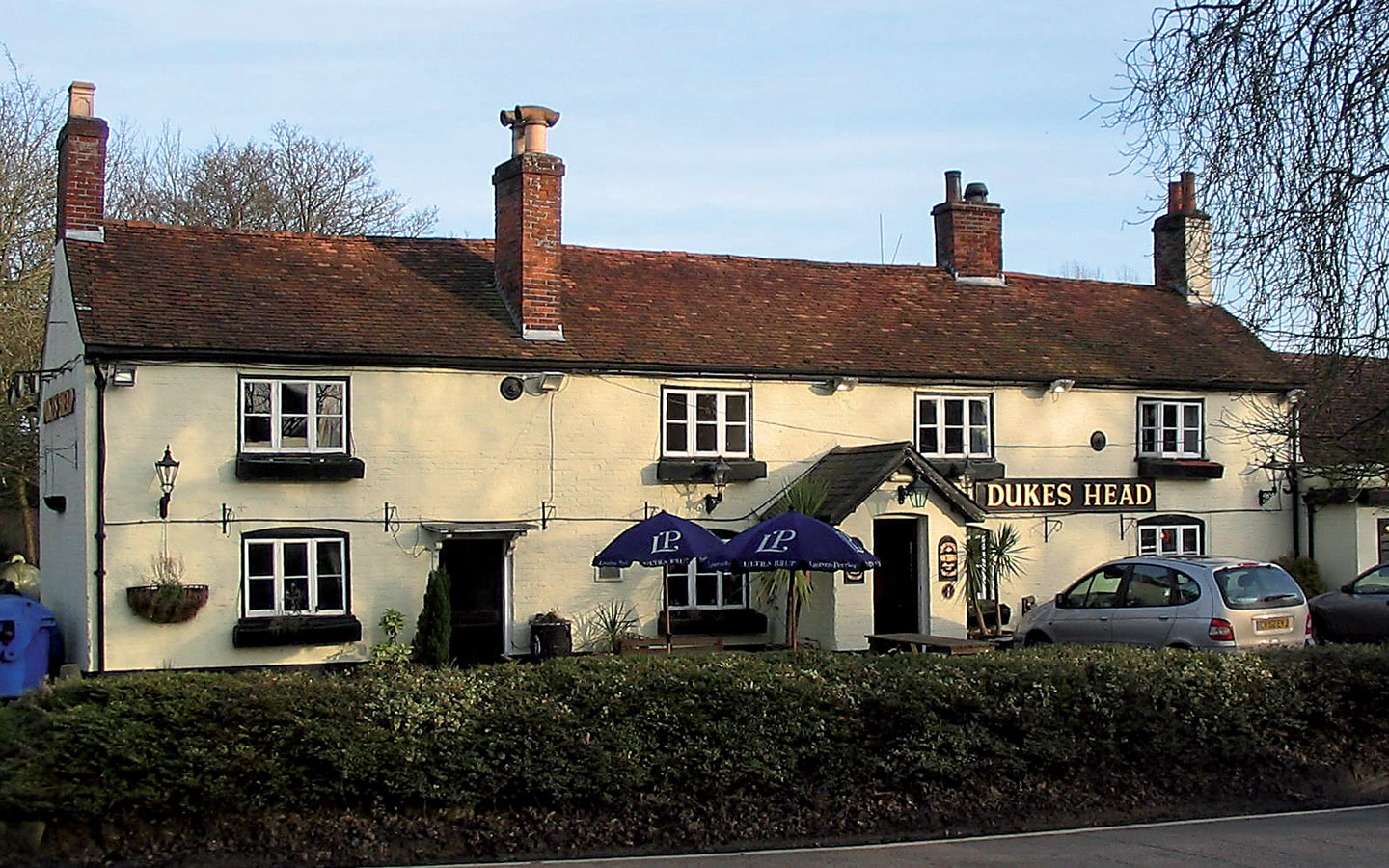 dukes head romsey